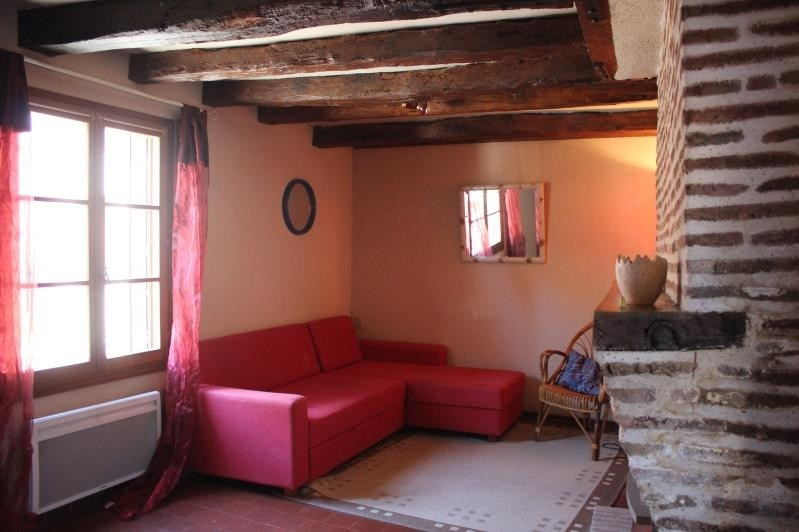 Rental house / villa Aubigny sur nere 400€ CC - Picture 2