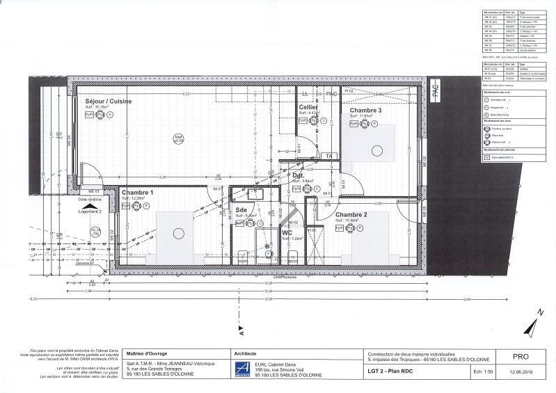 Vente maison / villa Chateau d'olonne 338000€ - Photo 1