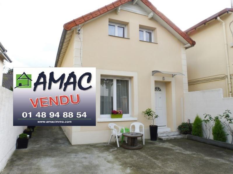 Vente maison / villa Villemomble 319000€ - Photo 1