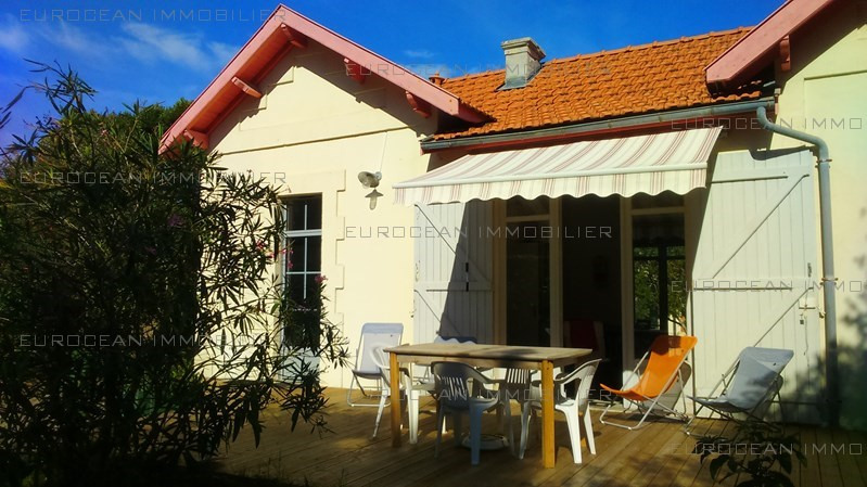 Vacation rental house / villa Lacanau-ocean 653€ - Picture 1