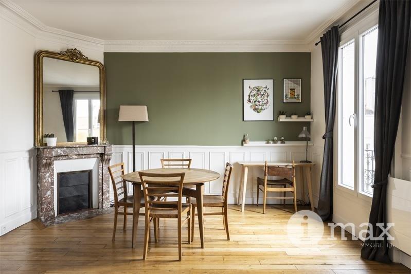 Sale apartment Levallois-perret 675000€ - Picture 2