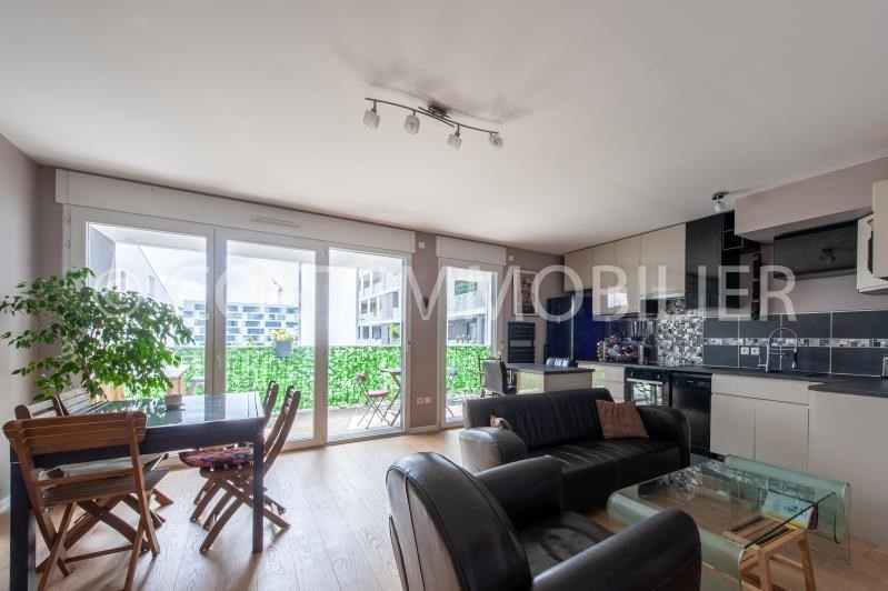 Sale apartment Asnieres sur seine 419 000€ - Picture 3