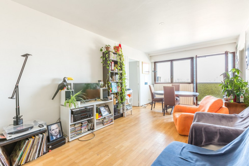 Vente appartement Paris 18ème 605 000€ - Photo 2