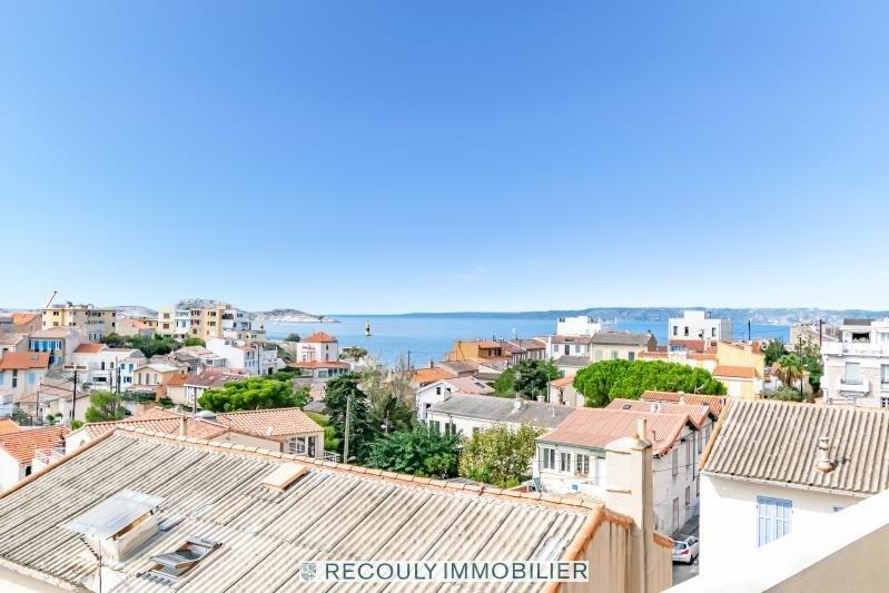 Vente appartement Marseille 7ème 500000€ - Photo 2