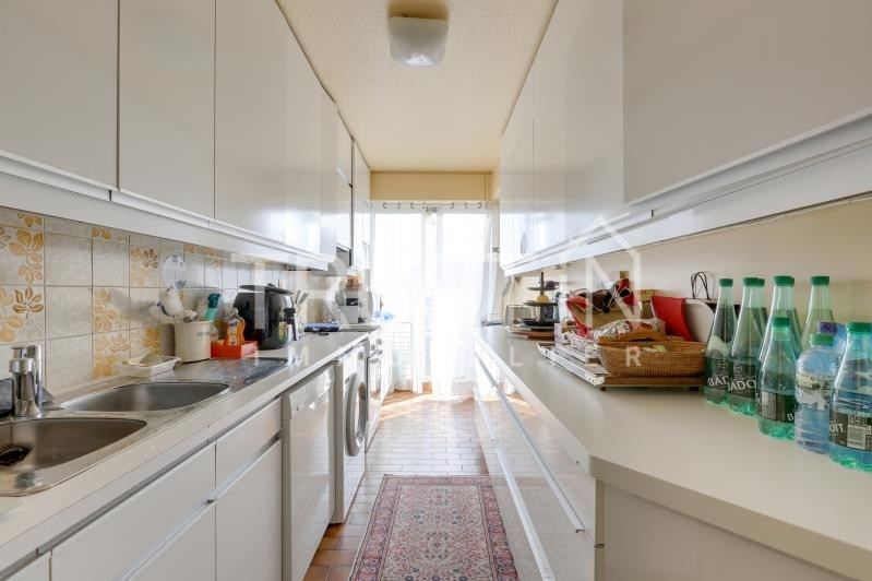 Vente de prestige appartement Paris 15ème 1030000€ - Photo 7