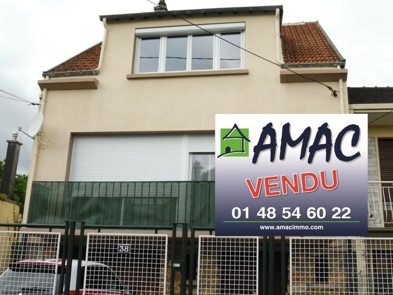 Sale house / villa Villemomble 439000€ - Picture 1