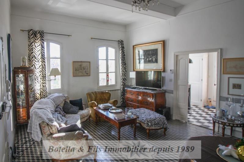 Vente de prestige maison / villa Uzes 635000€ - Photo 1