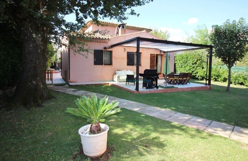 Vente maison / villa Saint cezaire sur siagne 516800€ - Photo 4