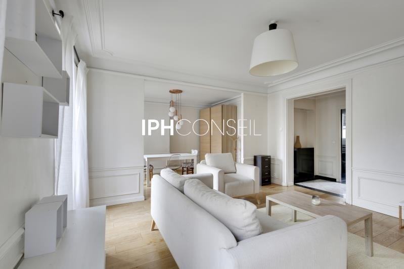 Sale apartment Paris 16ème 989000€ - Picture 3