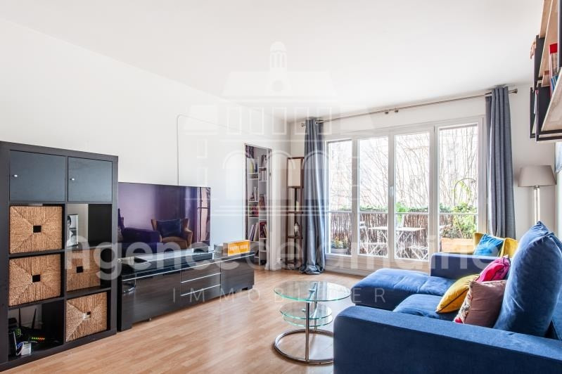 Vente appartement Asnieres sur seine 560 000€ - Photo 1