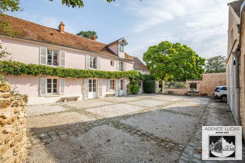 Deluxe sale house / villa Igny 1 280 000€ - Picture 2