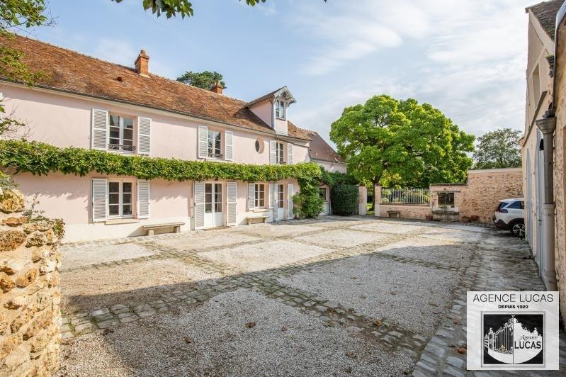 Vente de prestige maison / villa Igny 1280000€ - Photo 2