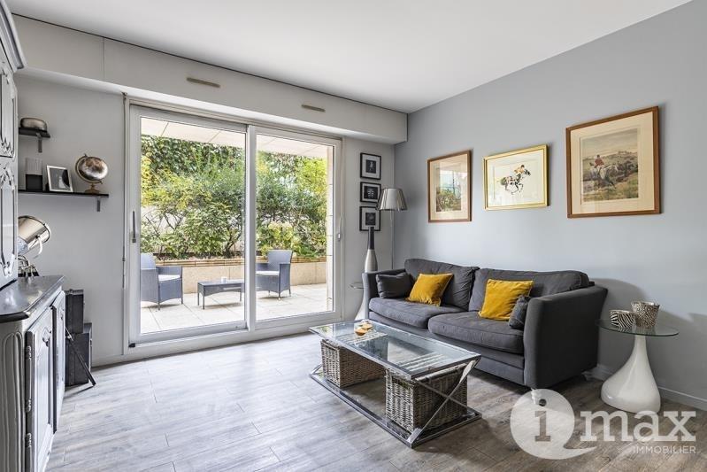 Vente appartement Asnieres sur seine 635000€ - Photo 1