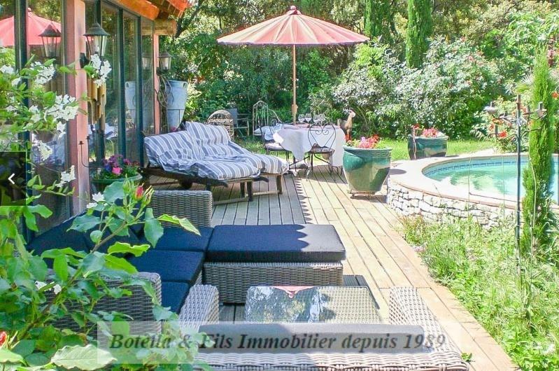 Venta de prestigio  casa Nimes 758000€ - Fotografía 3