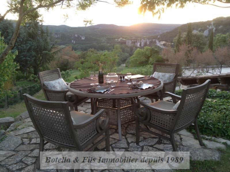 Verkoop van prestige  huis Goudargues 1579000€ - Foto 10
