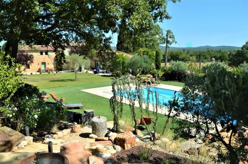 Vente de prestige maison / villa Ollieres 1522500€ - Photo 2