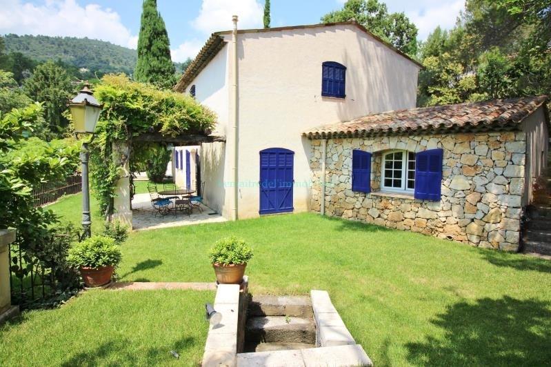 Vente de prestige maison / villa Le tignet 698000€ - Photo 2