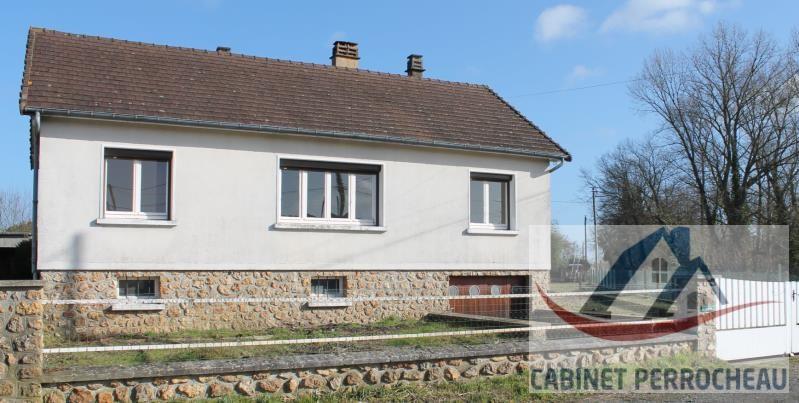 Sale house / villa La chartre sur le loir 98000€ - Picture 1