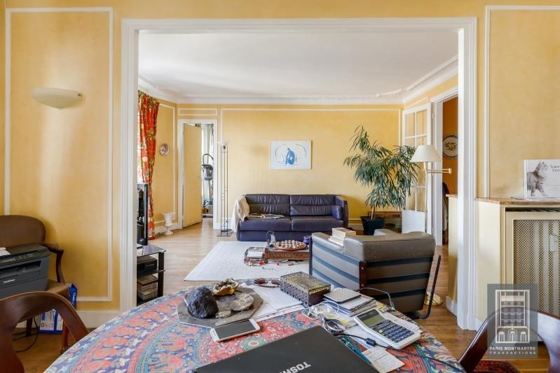 Vente de prestige appartement Paris 18ème 1 490 000€ - Photo 3