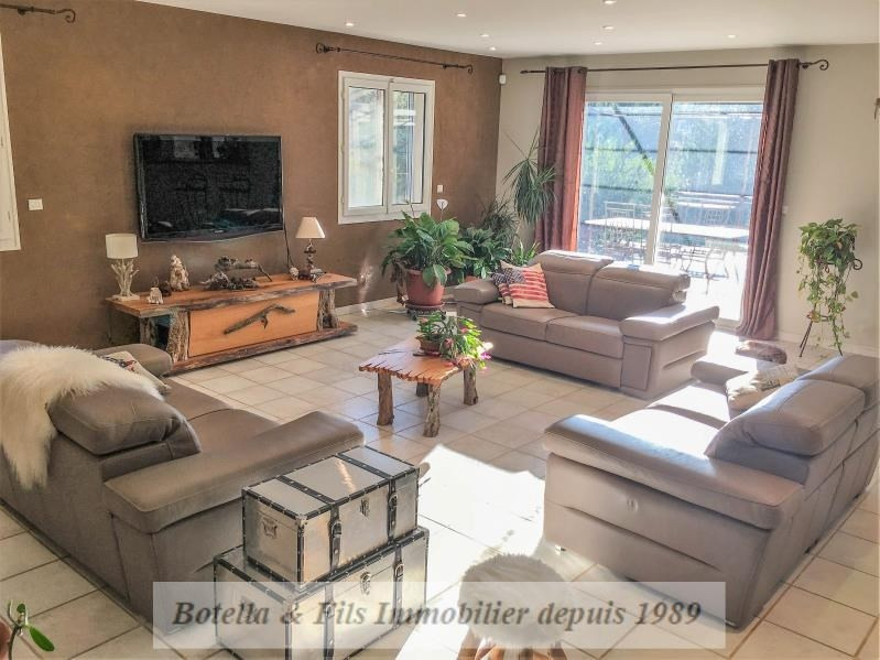 Verkoop van prestige  huis Barjac 593000€ - Foto 5