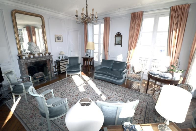 Deluxe sale apartment Versailles 1 220 000€ - Picture 2