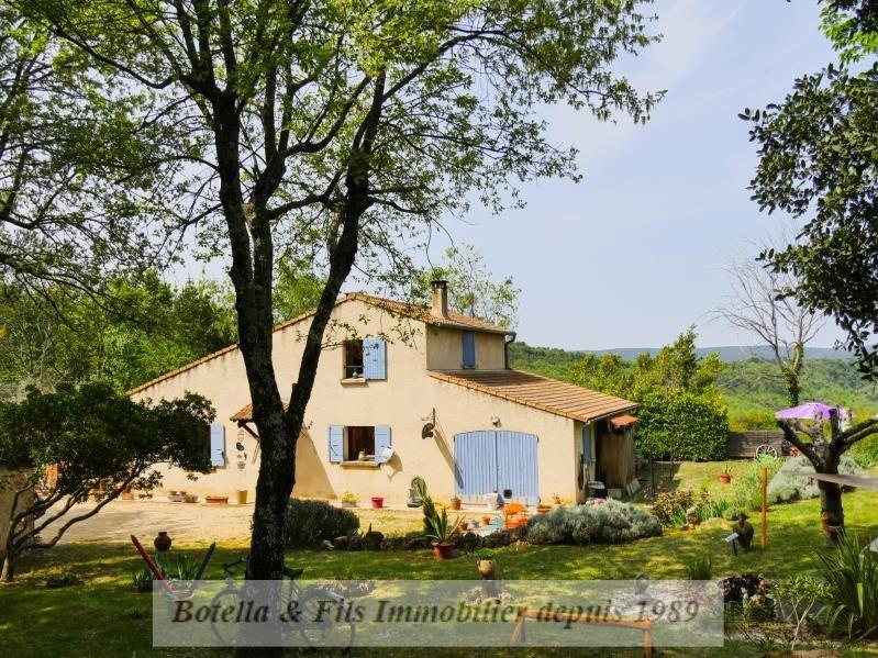 Venta  casa Goudargues 215000€ - Fotografía 1