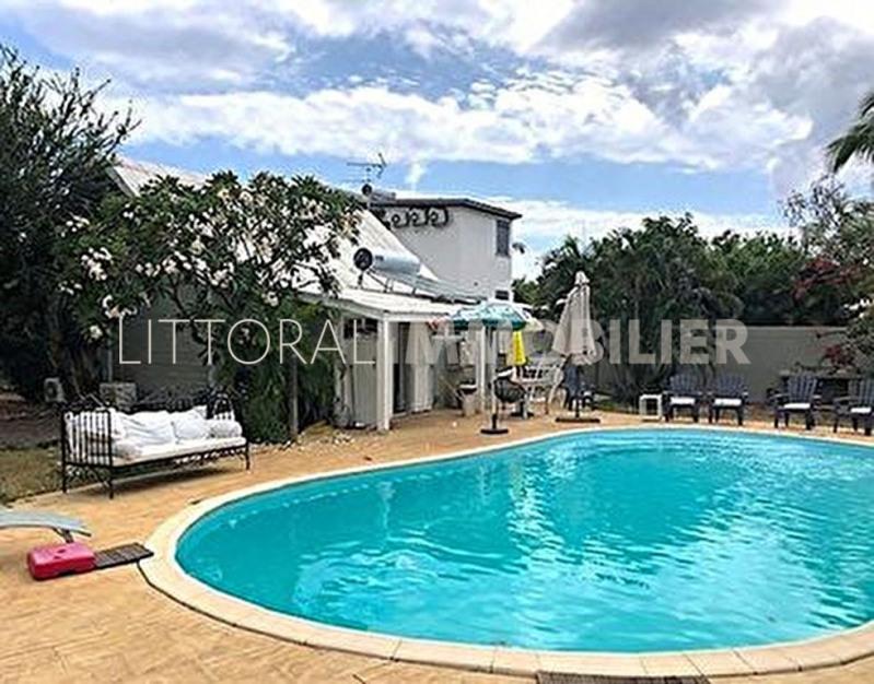 Vente de prestige maison / villa Saint gilles les bains 840000€ - Photo 1