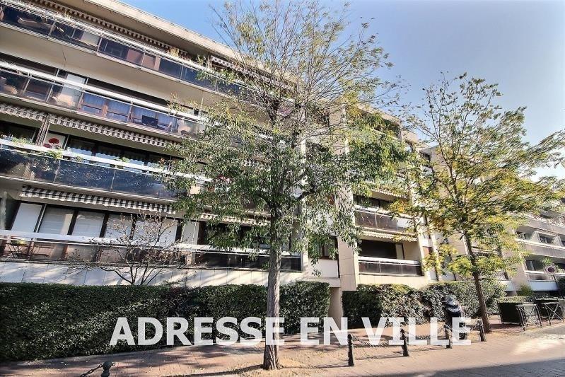 Verkoop  appartement Levallois perret 529000€ - Foto 4