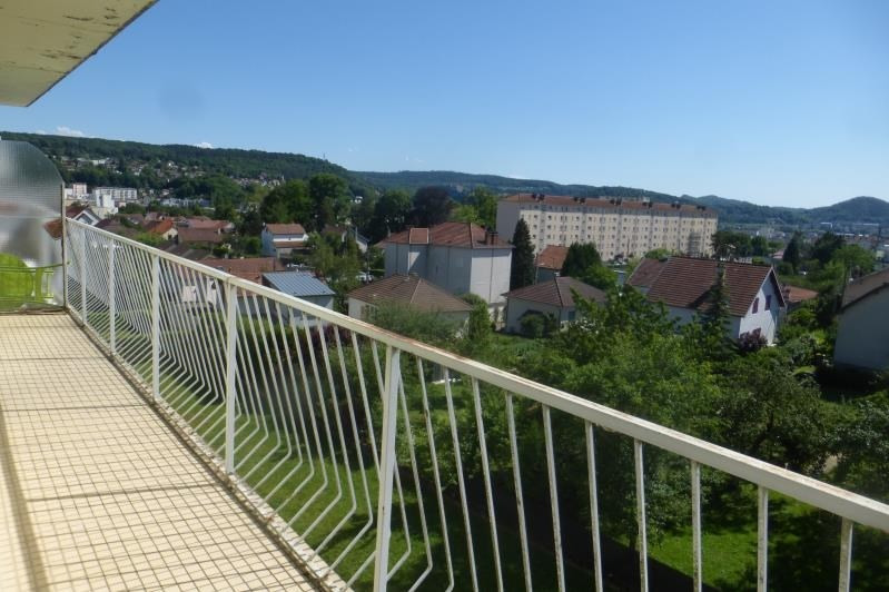 Vente appartement Besancon 130 000€ - Photo 1