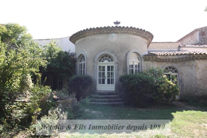 Verkoop van prestige  huis Uzes 930000€ - Foto 17