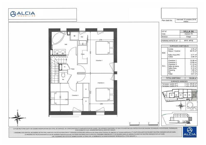Deluxe sale house / villa Merignac 560000€ - Picture 3