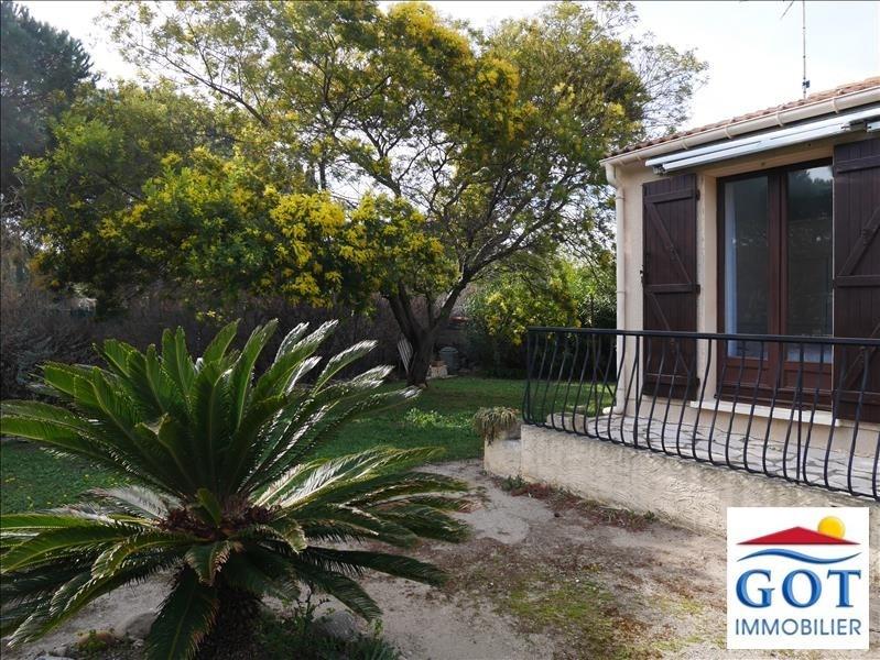 Vente maison / villa Le barcares 239000€ - Photo 3