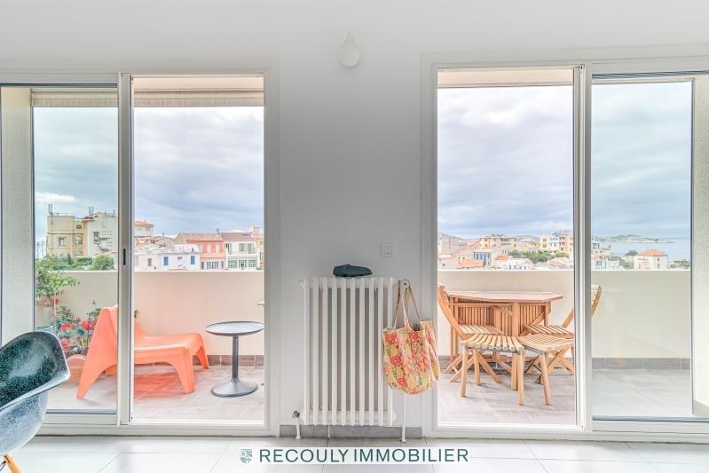Vente appartement Marseille 7ème 500000€ - Photo 3