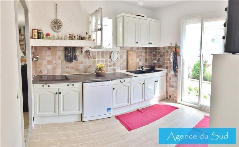Vente maison / villa Roquevaire 439000€ - Photo 5