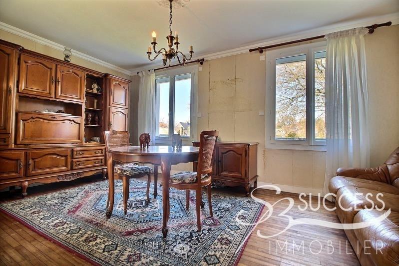 Revenda casa Inzinzac lochrist 132350€ - Fotografia 1