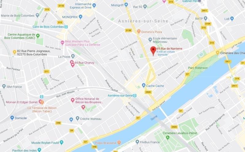 Alquiler  apartamento Asnieres sur seine 2540€ CC - Fotografía 3