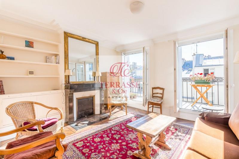 Deluxe sale apartment Paris 5ème 1185000€ - Picture 3