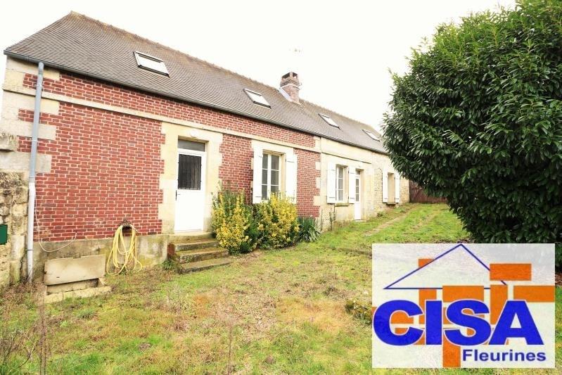 Vente maison / villa Pont ste maxence 214000€ - Photo 1