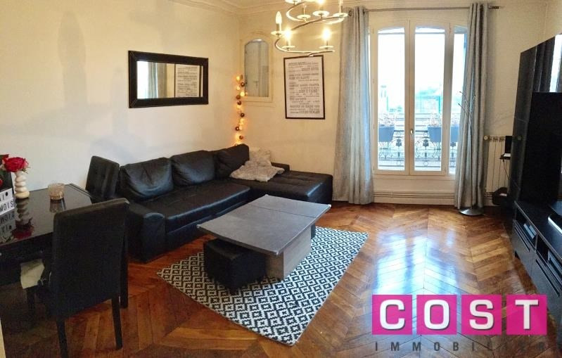 Rental apartment Colombes 1155€ CC - Picture 1