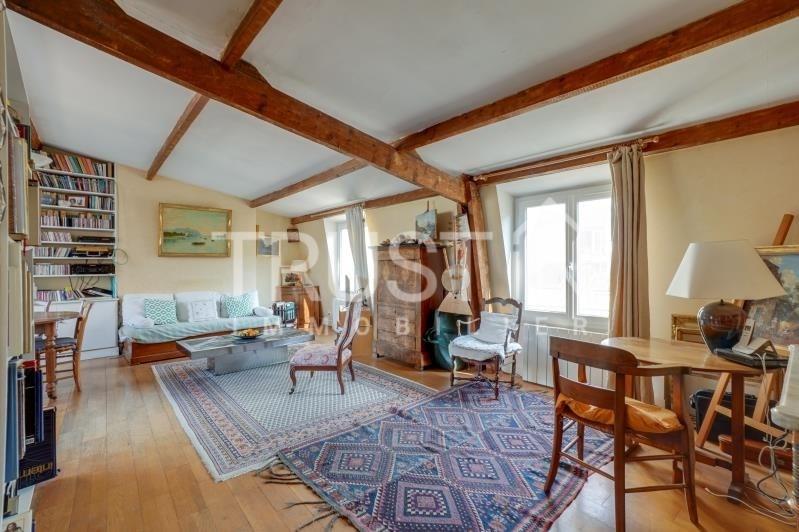Vente appartement Paris 15ème 840000€ - Photo 2