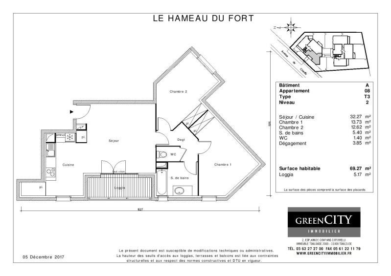 Location appartement Chennevieres sur marne 985€ CC - Photo 2