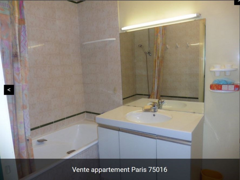 Sale apartment Paris 16ème 260 000€ - Picture 5