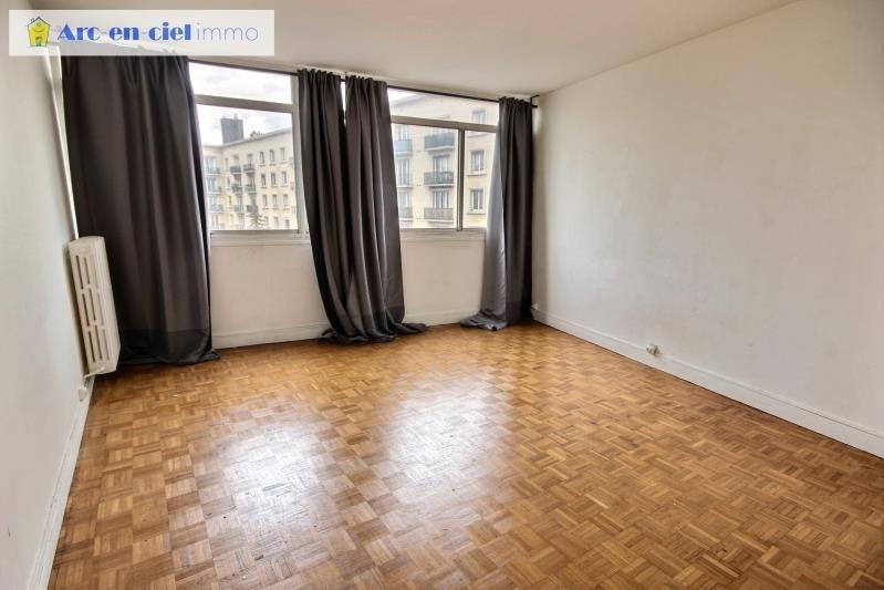 Sale apartment Paris 15ème 479000€ - Picture 2