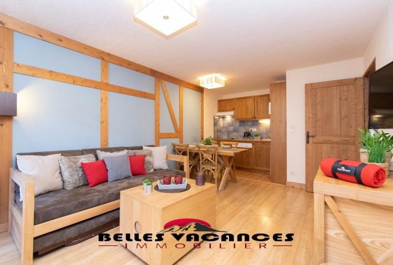 Deluxe sale apartment St lary soulan 141750€ - Picture 3