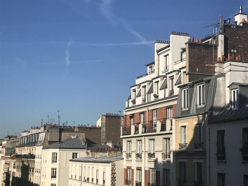 Sale apartment Paris 17ème 550000€ - Picture 1