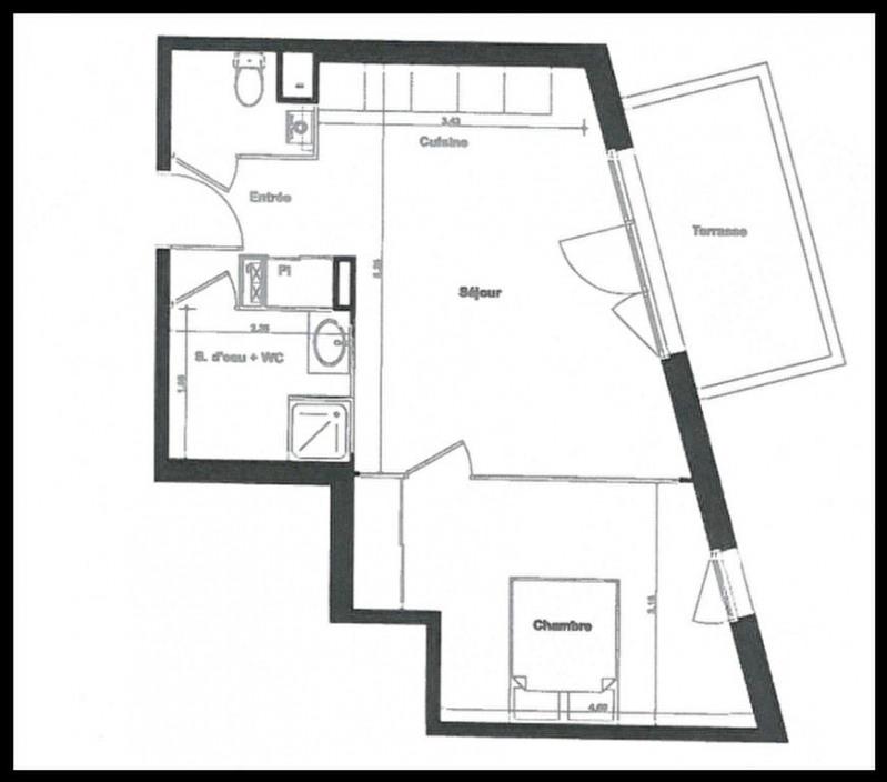 Venta  apartamento Gujan mestras 194000€ - Fotografía 2
