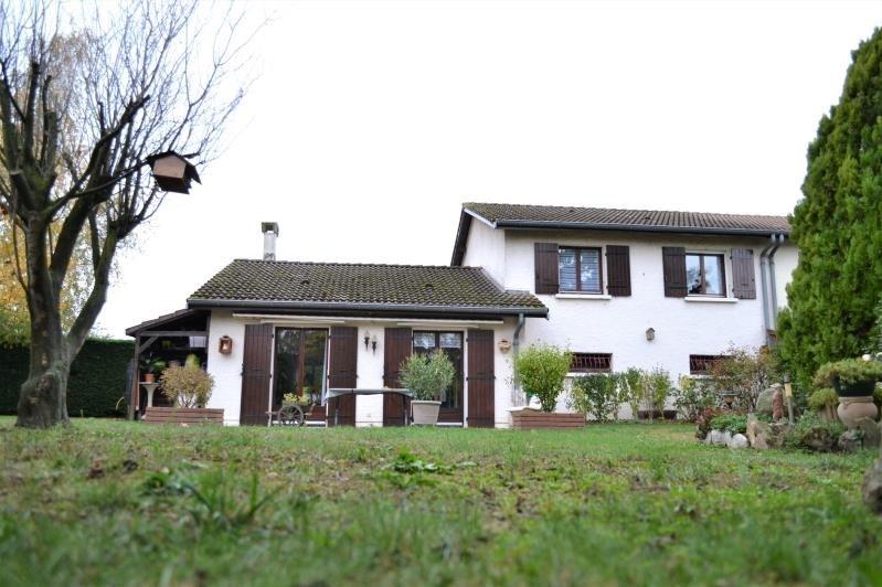 Vente maison / villa Toussieu 349000€ - Photo 2