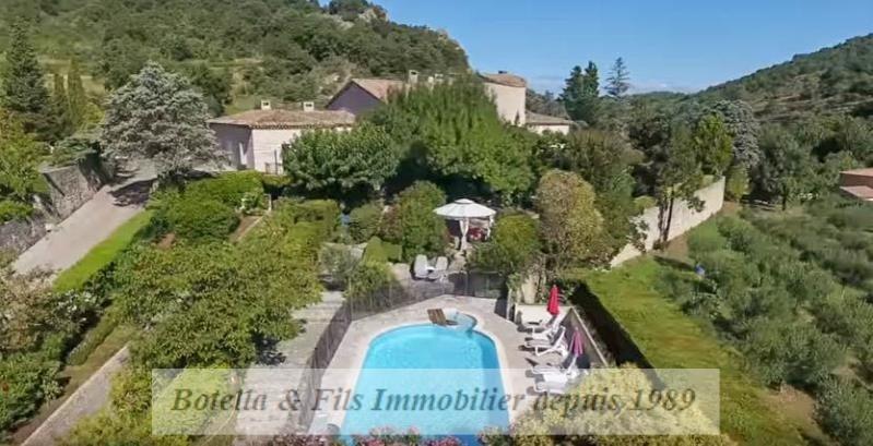Vente de prestige maison / villa Barjac 1270000€ - Photo 5
