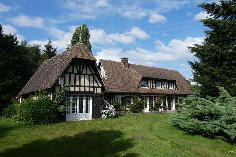 Sale house / villa La barre en ouche 380000€ - Picture 1