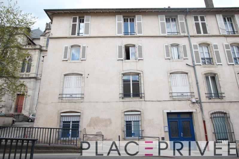 Sale apartment Nancy 40000€ - Picture 1